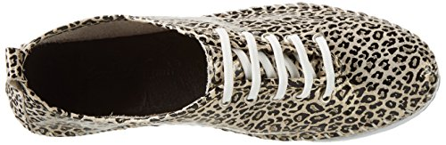 Andrea Conti 0022710, Bas Sneaker Femme Or (or (or 095))