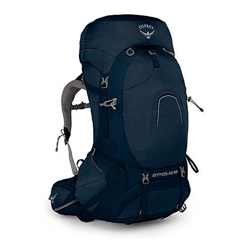 5a7eb0d9b660b Osprey Atmos AG 65 Men s Backpacking Pack - Unity Blue ...