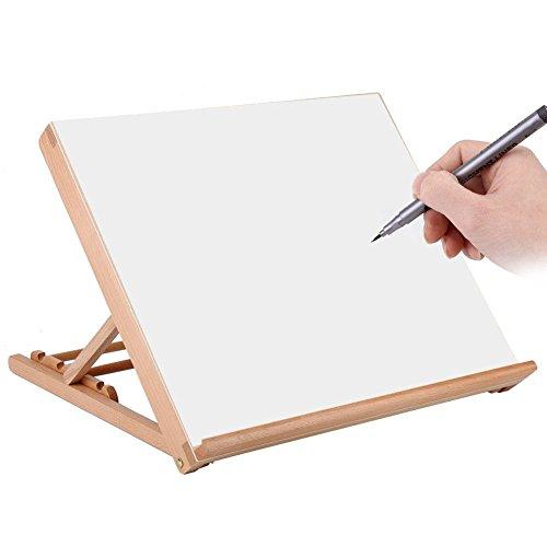 A2Art und Craft Workstation, A2höhenverstellbar Holz Schreibtisch/Tisch