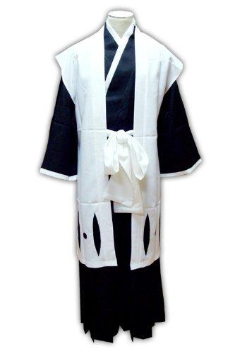 Giapponese anime Bleach Cosplay 10st Division Captain,TagliaXL(altezza 170cm-175cm, peso 60-70 kg)