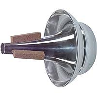 TOM CROWN-Bicchiere Piccolo PTCUP (alluminio) trombe & coni Piccolo - Ottone Cono
