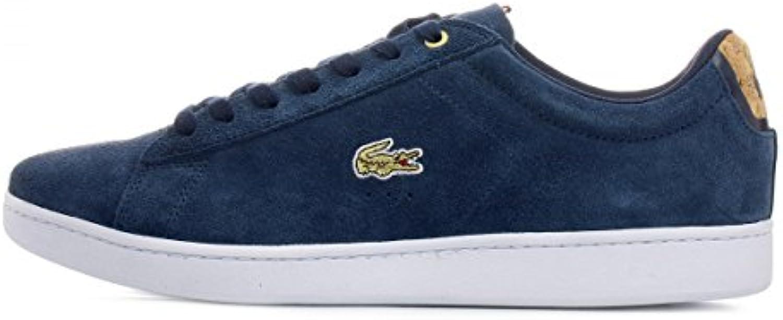 Lacoste Carnaby Evo 118 4 SPM Nvy Wht 735spm0007092  Herren Sneaker