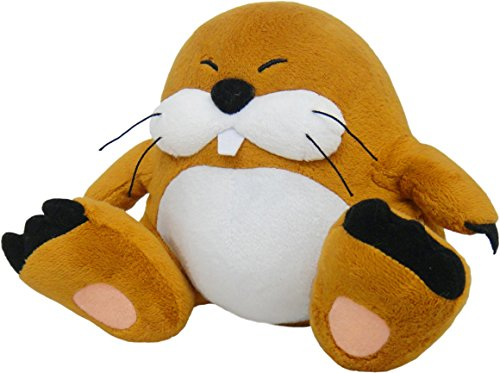 """Super Mario - Monty Mole Plush - 15cm 6"""""""