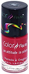 Color Fever Absolute Matt Nail Lacquer, Matt Crimson, 8.5g