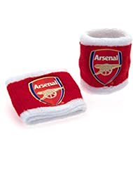 Arsenal FC Wristbands (2 Tone)