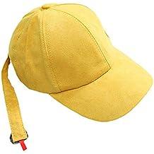 Leisial Otoño Gorra de Béisbol Mezclilla Mantener Caliente Casual Sombrero  de Viaje Otoño Invierno para Niños b29a899772c
