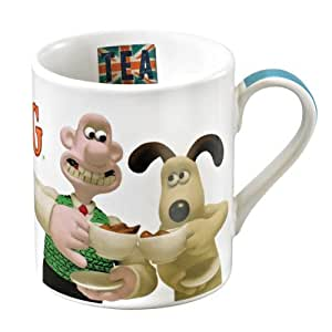Wallace and Gromit Time for tea tasse