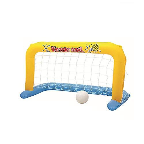 Pool-Spielzeug Set Basketball- Und Ringwurfspiel Aufblasbar Mit Volleyball Netz Und Bällen - Schwimmendes Wasser Volleyball Spiel Pool Spielzeug Für Erwachsene Und Kinder -