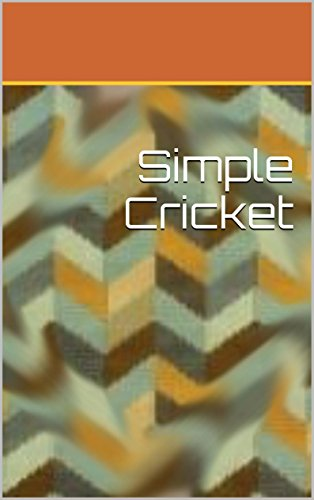 Simple Cricket (English Edition) por Himanshu Maurya