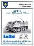Friulmodel Atl17 1/35 Metal Track With D...