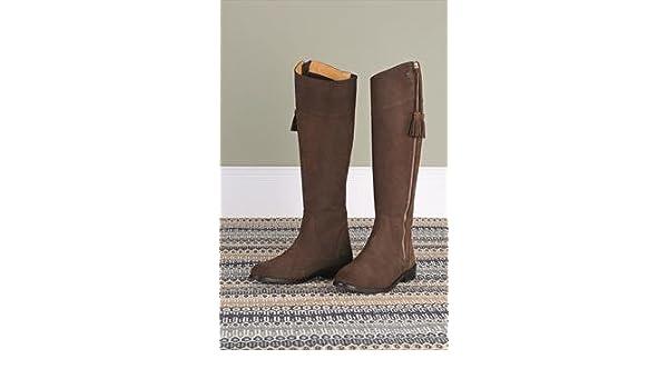 9921 Shires Moretta Florenza Suede Boots