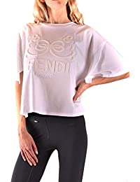 3d58b580 Amazon.co.uk: Fendi - Tops, T-Shirts & Blouses / Women: Clothing