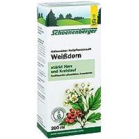 Weissdorn Saft Schoenenberger 200 ml preisvergleich bei billige-tabletten.eu