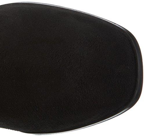 Tamaris 25518, Bottes Hautes Femme Noir (Black 001)