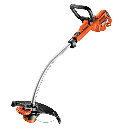 Black + Decker GL7033GB Electric Strimmer Grass Trimmer, 700 W, 33 cm