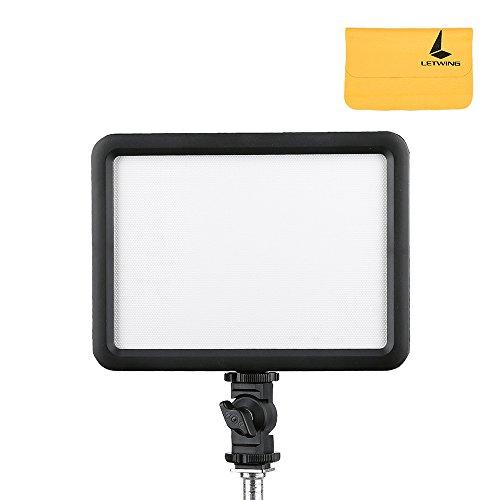 Godox ledp-120clithium batteriebetriebenen Video Licht 120LED Leuchte Lampe Fotografien Beleuchtung 5500~ 6500K für DSLR Kamera Camcorder Mini DVR (ledp-120C)