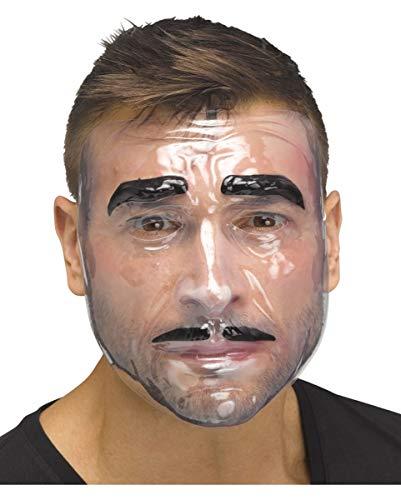 Horror-shop chiaro maschera gentiluomo