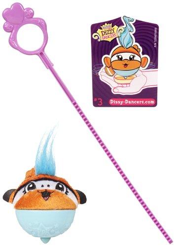Fur Real - 49630 - Poupée et Mini-poupée - DZ Dizzy Dancers - Fififinz - Orange