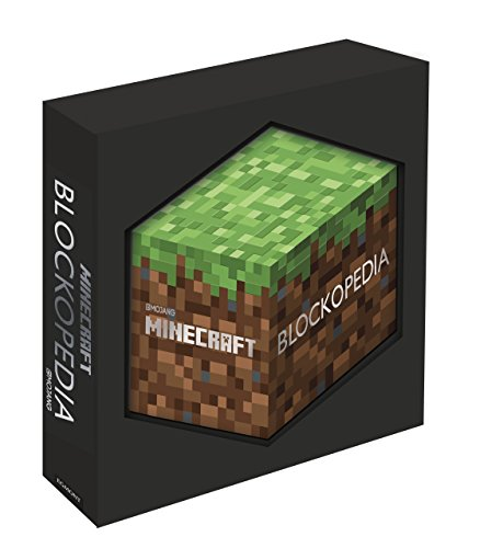 Minecraft: Blockopedia: An Official Minecraft Book from Mojang por Mojang AB