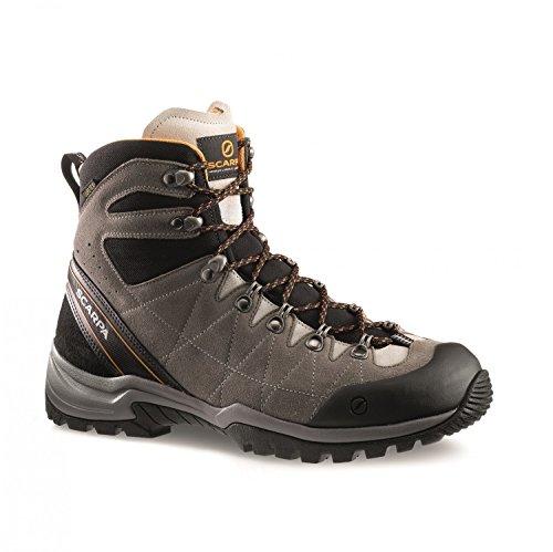 Scarpa Schuhe R-Evo GTX Men Cigar/Fog