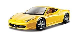 Bburago - 1/24 Ferrari Race & Play LaFerrari, color rojo, 1 unidad