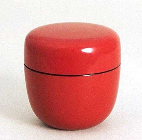 Lacquerware Box Natsume (Giappone Giapponese & # X67A3),