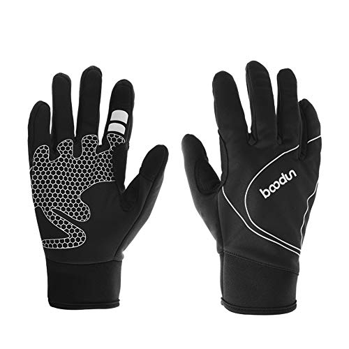 Oulian Guantes Ciclismo Invierno Otoño Windstopper
