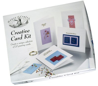 House Of Crafts - Carte faisant le kit (Version Anglaise)