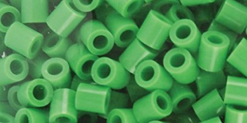 Perler Beads Bulk Buy: Perler Beads 1,000 Count Bright Green