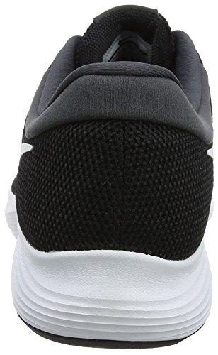 Nike Revolution 4, Chaussures de Running Homme - Noir (Black/White/Anthracite), 39 EU (6 UK)