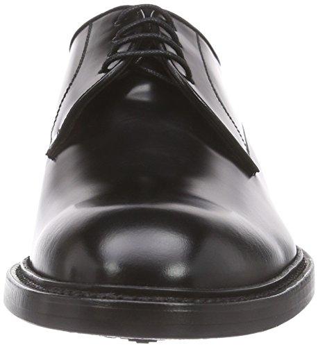 Lottusse L6710, Derbys homme Noir (Jocker Pelar Negro)