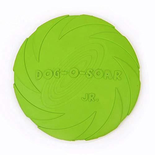 AOLVO - Disco Flotante de Goma Flotante para Perro