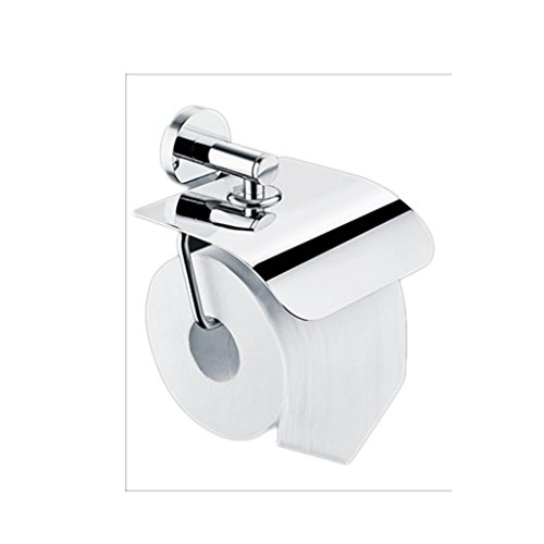 HURONG168 Papierhandtuchhalter Bad WC Kupfer Papier Handtuch Box Toilettenpapier Fach Haushalt Toilettenpapier Handtuchhalter Rollenhalter für Badezimmer und Küchen