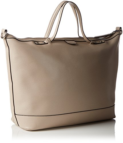 Gerry Weber Damen Lady Like Handbag L Henkeltaschen, 34x15x30 cm Beige (nude 102)