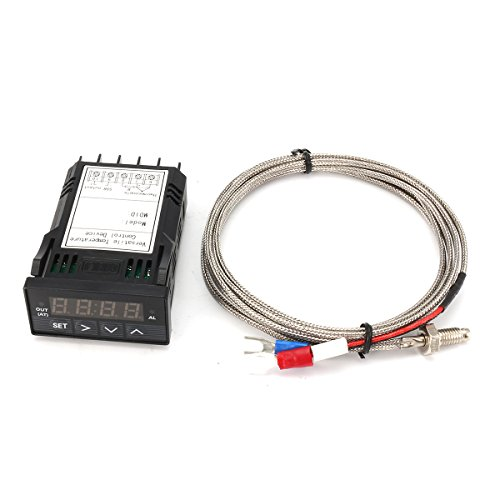 KUNSE Xmt7100 Digital PID Temperaturregler mit K Typ Thermoelement
