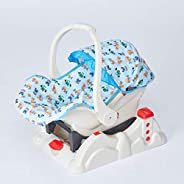 AMERTEER Universal Baby Travel cart: Portable Bassinet Crib, Changing Station, and Diaper Bag for Newborns or