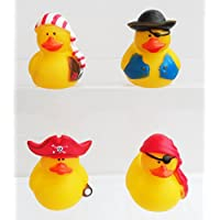 Pirate Rubber Ducks, for Party Games, Prizes, Favours and Much More, from the Ducks in Disguise range at Homestreet