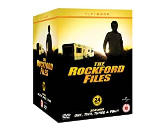 The Rockford Files: Seasons 1-4 [DVD]