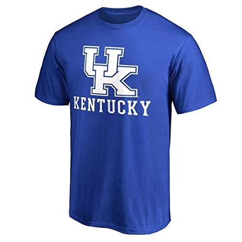 Profile Varsity Herren T-Shirt University of Kentucky Wildcats Big & Tall Logo, Herren, blau, XXXX-Large -