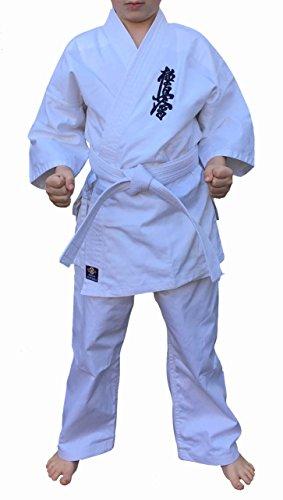 Kyokushin kimono da karate adatto per bambini