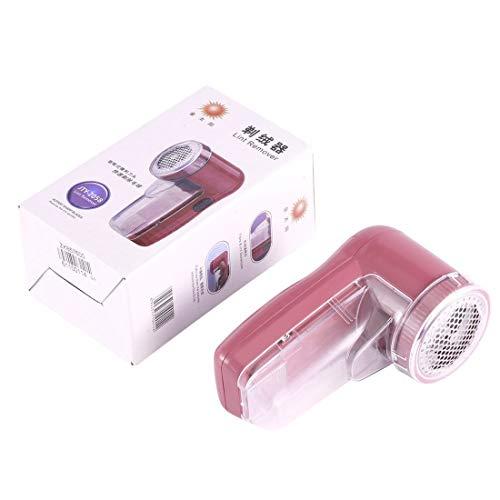 Tragbare zwei Batterien Kleidung Pille Lint Remover Pullover Substanzen Rasierer Maschine, um die Pellets Compact in der Größe zu entfernen