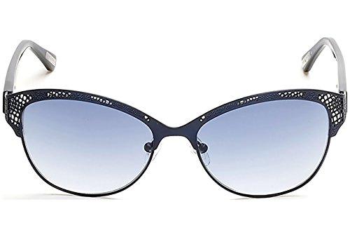 Gafas de sol Guess By Marciano GM0743 C56 91X (matte blue / blu mirror)