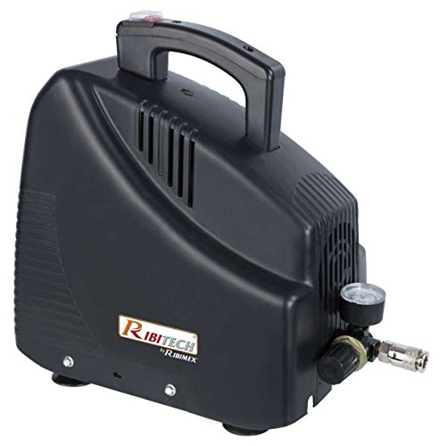 RIBITECH 06606Kompressor ohne Tank 1.5CV (50 Cfm-motor)