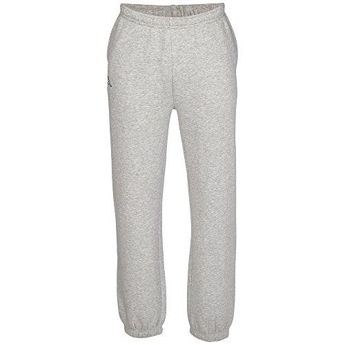Kappa, Pantaloni Uomo Romegius , Grigio (Grey Melange), L
