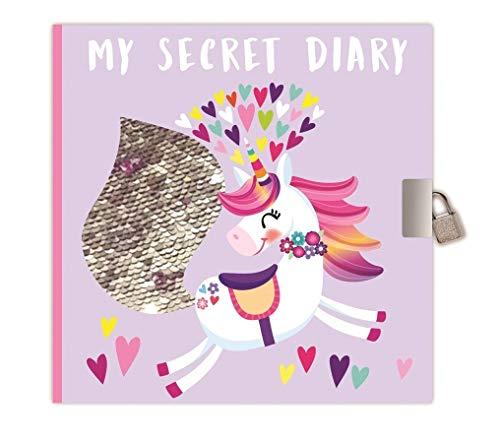 Robert Frederick Beautiful Unicorn Secret Diary Is Great for GIrls