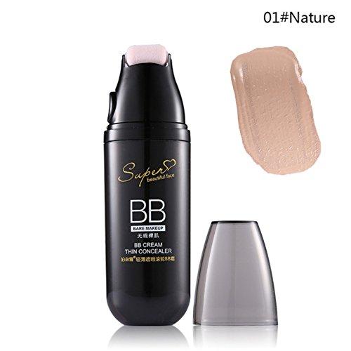 ROPALIA Scrolling Liquid Kissen BB Cream Flawless Feuchtigkeitscreme Gesicht Foundation Concealer Kosmetik