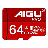 YQQMC Carte mémoire Micro SD Haute Vitesse Enregistreur de Voyage pour téléphone...