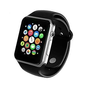 Prixton Smartwatch SW15 Bluetooth Android/IOS | Support carte SIM/TF Carte| Caméra | | Écran tactile 1.54