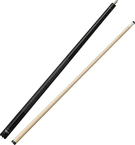 Viper Jump Shot/Break Billardqueue, 147,8 cm, 3-teilig, Schwarz, schwarz, 21-Ounce