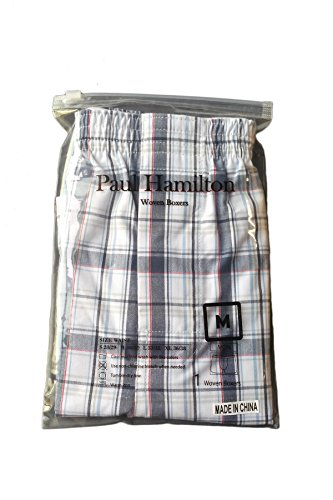 Pau1Hami1ton B-01 COTTON STRETCH underwear, Boxer Uomo 23